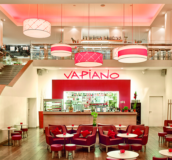 vapiano m nchen hier gibt die musik den ton an hier hat sich der aperitivo musicale. Black Bedroom Furniture Sets. Home Design Ideas